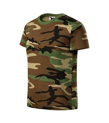 Koszulka dziecięca ADLER 149 Camouflage