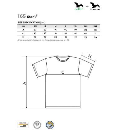 Koszulka ADLER 165 Star