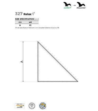 Chusta trójkątna ADLER 327...