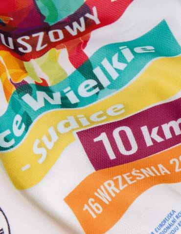 Nadruk sublimacyjny 10 x 10 cm