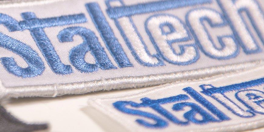 Znakowanie haftem