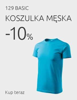 Koszulka męska 129 BASIC